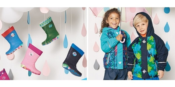 Children's Rainwear Bargains @ Lidl