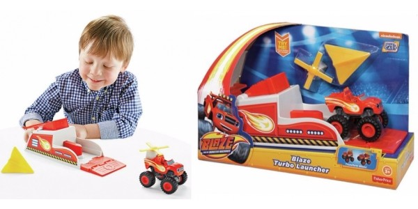 Fisher Price Blaze Turbo Launcher £12.99 With Free Delivery @ Argos