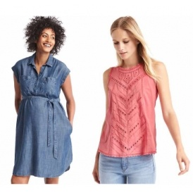 30% Off Maternity & Women's @ Gap