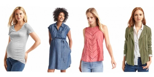 Extra 30% Off Full Price & Sale Maternity & Women's Styles (Using Code) @ Gap