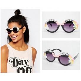 Rad + Refined Unicorn Queen Sunglasses