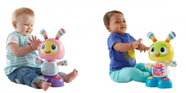 Fisher-Price Bright Beats Dance And Move BeatBo/Belle £24.99 (With Code) @ Smyths