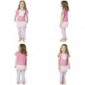 Personalised Fairy Pyjamas With Tutu £6.99