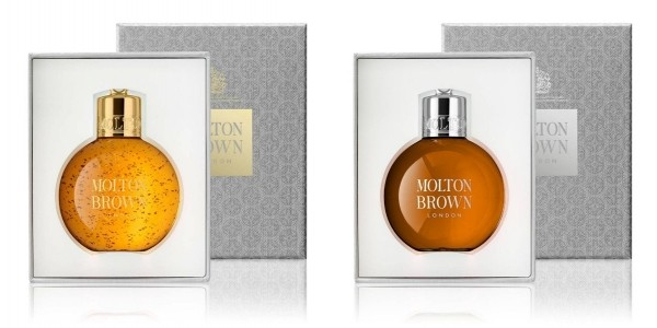 Molton Brown Shower Gel Baubles With FREE Gift Box & Gift £10 Delivered @ Molton Brown (Expired)