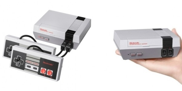Where To Buy Nintendo Classic Mini In The UK 2016