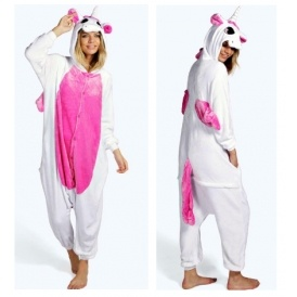 Ladies Unicorn Novelty Onesie @ Boohoo