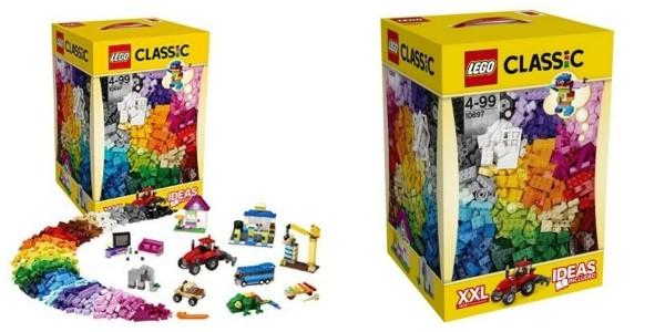 LEGO Classic Large Creative Box 10697 £33 @ Tesco Direct
