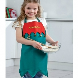 Personalised Santa's Helper Apron £3.99