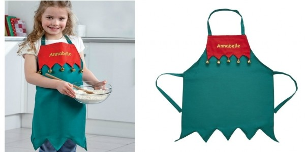 Personalised Santa's Little Helper Apron £4.99 @ Studio