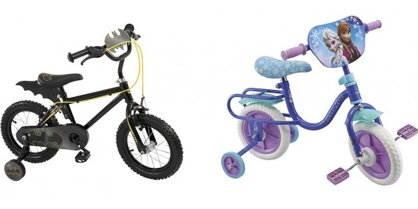 Half Price Kids Bikes & Safety Helmets @ Tesco Direct