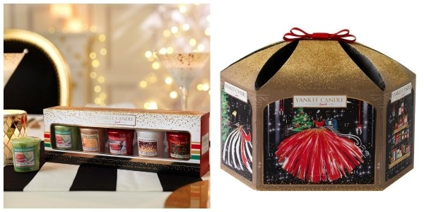 Yankee Candle Holiday Party Christmas Collection From £8.98 Delivered @ Amazon (Various Sellers)