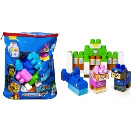 Paw Patrol Ionix Adventure Bay Block Set