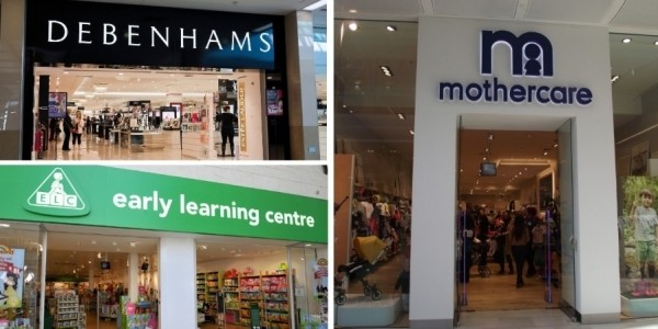 Debenhams, Mothercare & ELC Introduce Charges For Click & Collect