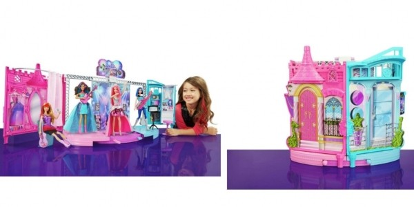 Barbie Rock 'n' Roll Transforming Stage Play Set £17.99 Delivered @ eBay: Argos