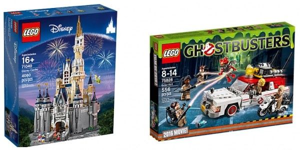 £10 Off When You Spend £40 @ The Lego Shop Using Code