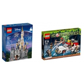 £10 Off @ The Lego Shop