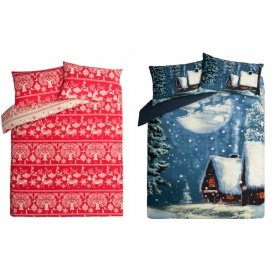 Christmas Bedding From £10 @ Asda
