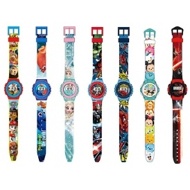 Kid's Character Watches £2.40 Each