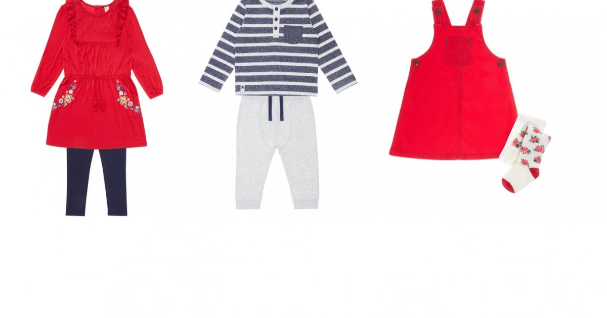 Up To 50 Off Selected Tu Baby Amp Kids Clothes Sainsbury S