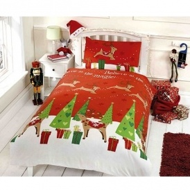 Children's Christmas Duvet Sets £10.99/£11