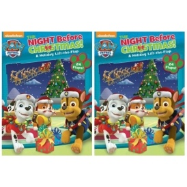 Paw Patrol: Night Before Christmas £5.58