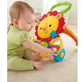Fisher Price Musical Lion Baby Walker £17.50