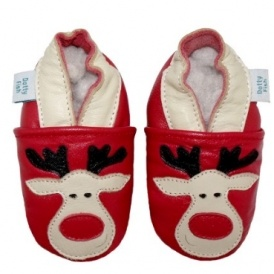 Rudolph Leather Baby Shoes £7.99