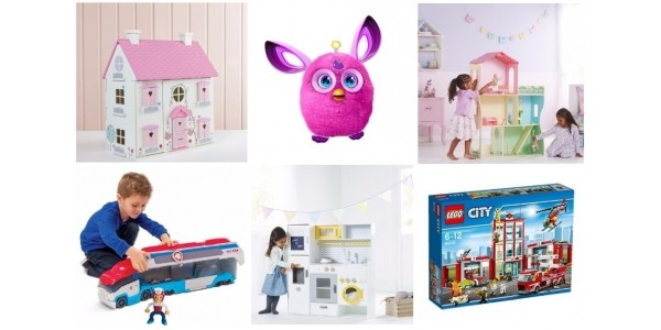 Spend £50 Save 20% On All Toys @ Asda George Online