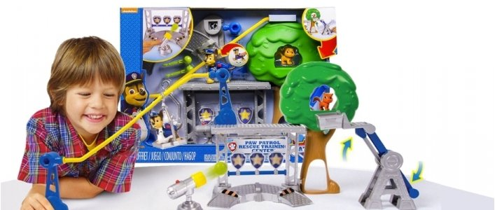 Top 8 Paw Patrol Toys For Christmas 2016