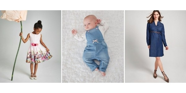 Extra 10% Off Clothing & Maternity Sale @ Mothercare