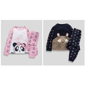 2 For £12 Kids Pyjamas @ Matalan