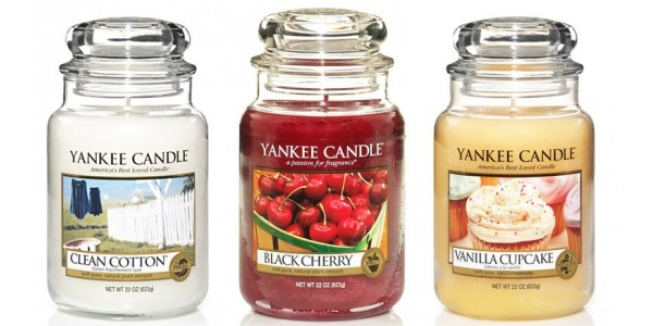 Yankee Candles 3 For 2 @ Boots