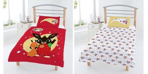 Bing Bunny Reversible Bedding Now Available @ Asda George