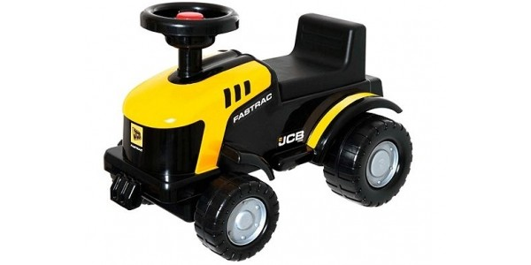 JCB Ride-On Tractor Now £12 @ Tesco Direct