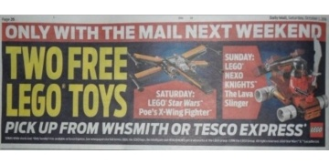 free-lego-with-the-daily-mail-8th-9th-october-167399