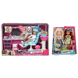 Bratz Hair Studio + Fashion Pack £18.23