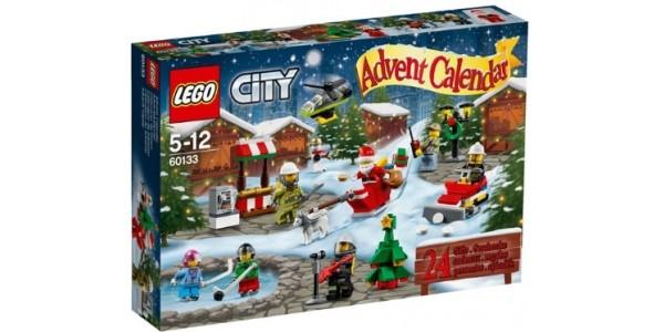LEGO City Advent Calendar £15.99 @ Smyths Toys