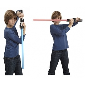 Star Wars Colour Change Lightsaber £29.99