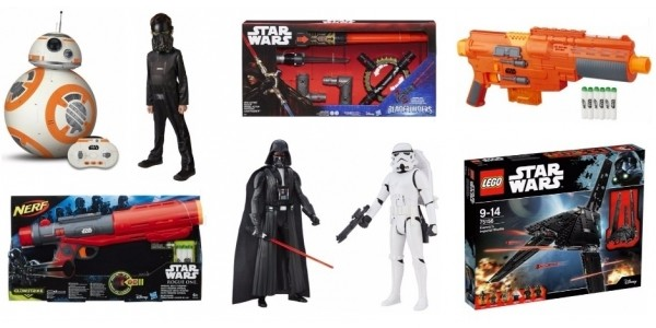 NEW Star Wars Rogue One Toys On Sale Now @ Argos