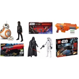 NEW Star Wars Rogue One Toys