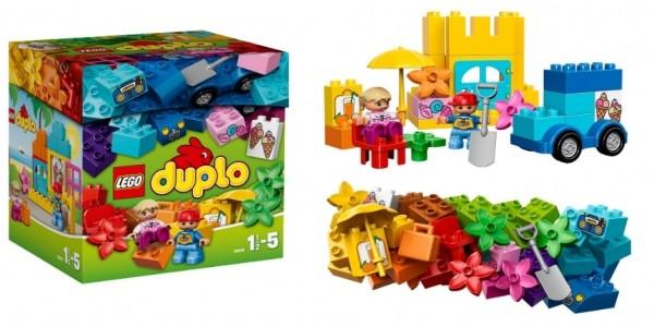 Half Price Lego Duplo 70 Piece Creative Build Box, Now £12.50 @ Tesco Direct