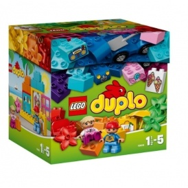 Lego Duplo Creative Build Box £12.50