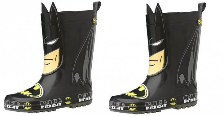 Batman Wellies 163 6 99 Argos