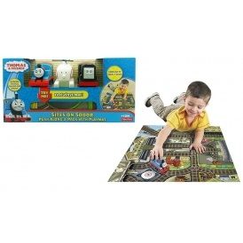 Thomas & Friends 3 Pack & Play Mat £10