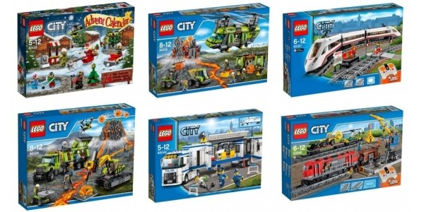 20% Off LEGO City @ Smyths