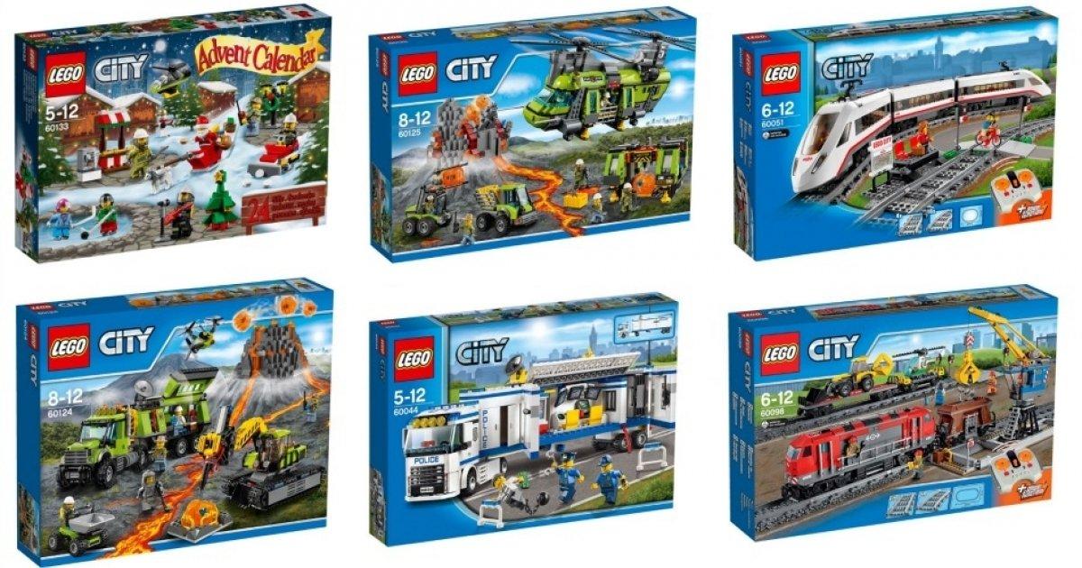 20 Off Lego City Smyths