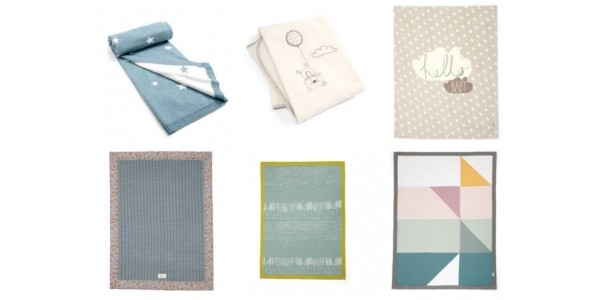 Half Price Baby Blankets From £9.50 @ Mamas & Papas