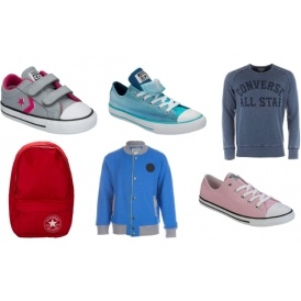 Up To 75% Off Converse Footwear & Clothing