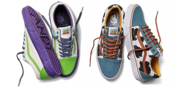 Toy Story Vans Collection Coming Soon