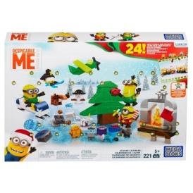 Minions Mega Bloks Advent Calendar